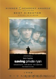 Saving Private Ryan: Special Limited Edition (Academy Awards O-Sleeve) Movie