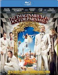 Imaginarium Of Doctor Parnassus, The Blu-ray