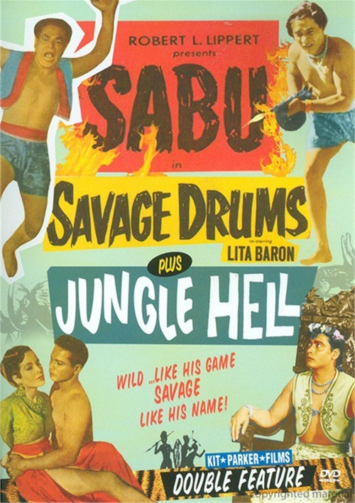 Savage Drums / Jungle Hell (Sabu Double Feature) Movie