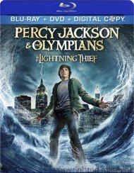 Percy Jackson & The Olympians: The Lightning Thief Blu-ray