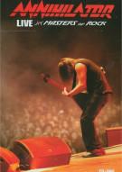 Annihilator: Live At Masters Of Rock Movie
