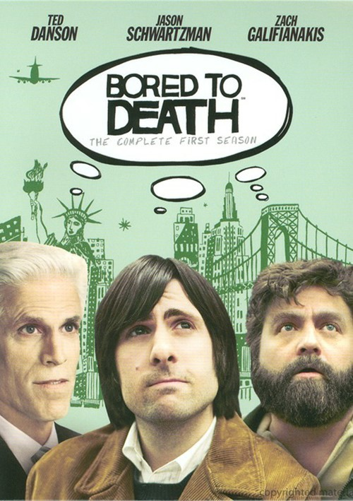 Bored To Death: The Complete First Season Movie