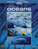 Oceans (Blu-ray + DVD Combo) Blu-ray