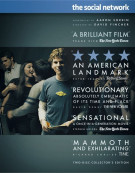 Social Network, The: Two Disc Collectors Edition Blu-ray