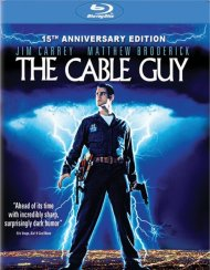 Cable Guy, The: 15th Anniversary Edition Blu-ray