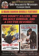 Dead Men Dont Count / Kill And Pray (Double Feature) Movie