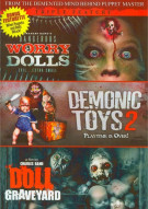 Deadly Dolls Movie