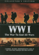 World War I: The War To End All Wars (Collectors Tin) Movie