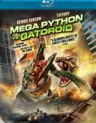 Mega Python Vs. Gatoroid Blu-ray