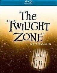 Twilight Zone, The: Season 5 Blu-ray