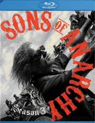 Sons Of Anarchy: Season Three Blu-ray