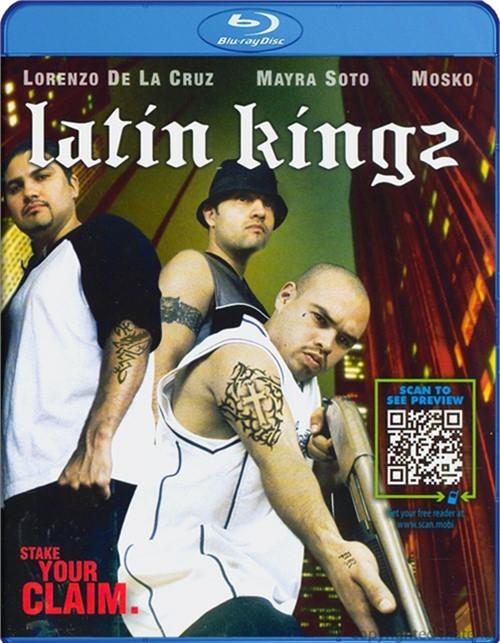 Latin Kingz Blu-ray