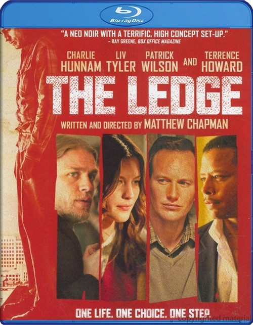 Ledge, The Blu-ray