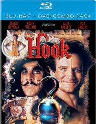 Hook (Blu-ray + DVD Combo) Blu-ray