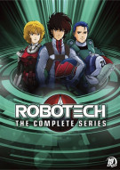 Robotech: The Complete Series Movie