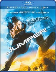 Jumper (Blu-ray + DVD + Digital Copy) Blu-ray