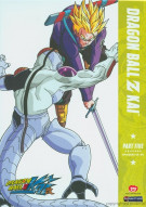 Dragon Ball Z Kai: Part 5 Movie