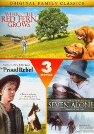 3-Film Original Family Classics Movie