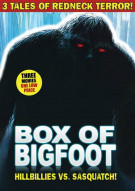 Box Of Bigfoot: Hillbillies Vs. Sasquatch (Triple Feature) Movie