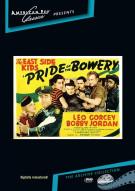 Pride Of The Bowery Movie