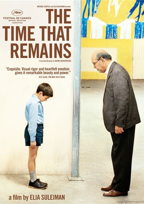 Time That Remains, The Movie