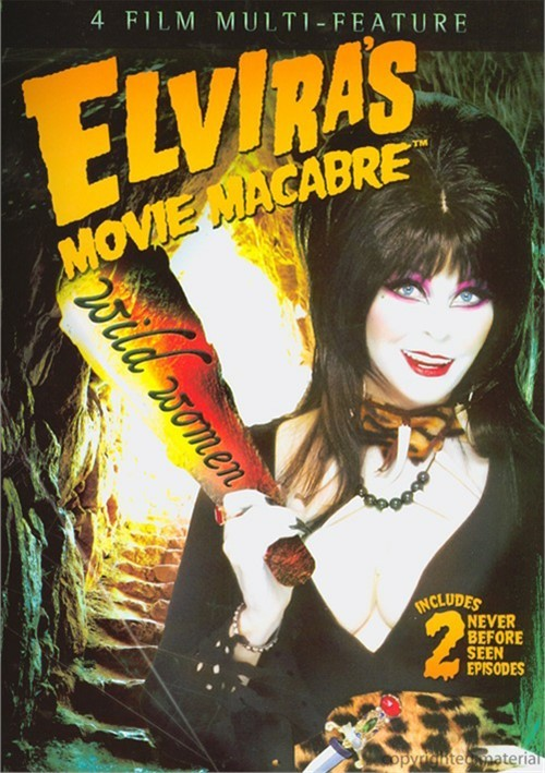 Elviras Movie Macabre: Wild Women Movie