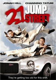 21 Jump Street (DVD + UltraViolet) Movie