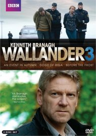 Wallander 3: An Event In Autumn, The Dogs Of Riga, Before The Frost Movie