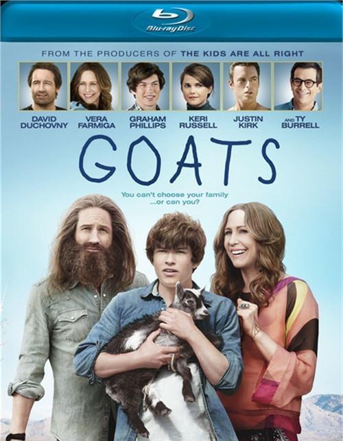 Goats Blu-ray