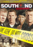 Southland: The Complete Second, Third & Fourth Seasons Movie
