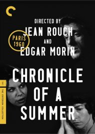 Chronicle Of A Summer: The Criterion Collection Movie