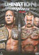 WWE: Elimination Chamber 2013 Movie
