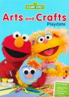 Sesame Street: Arts And Crafts Playdate Movie