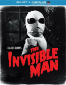 Invisible Man, The (Blu-ray + UltraViolet) Blu-ray