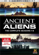 Ancient Aliens: The Complete Seasons 1 - 6 Movie