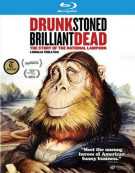 Drunk Stoned Brilliant Dead: The Story Of The National Lampoon Blu-ray