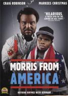 Morris From America (DVD + UltraViolet) Movie