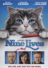 Nine Lives (DVD + UltraViolet) Movie