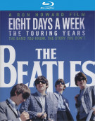 The Beatles: Eight Days A Week:The Touring Years Blu-ray