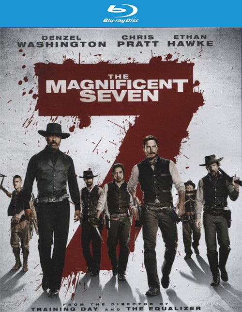 Magnificent Seven, The (Blu-ray + UltraViolet) Blu-ray