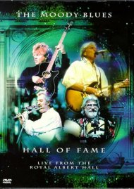 Moody Blues, The: Hall Of Fame - Live From The Royal Albert Hall Movie