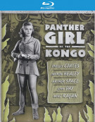 Panther Girl of the Kongo Blu-ray