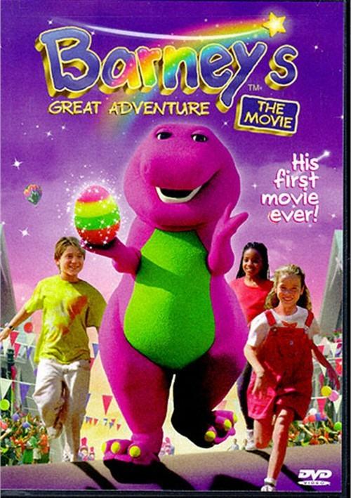 Barney: Barney's Great Adventure: The Movie (DVD 1998 ...