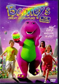 Barney: Barneys Great Adventure: The Movie Movie