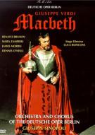 Macbeth: Verdi - Deutsche Oper Berlin Movie