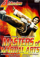 Masters Of Martial Arts: 4 Movie Set Movie
