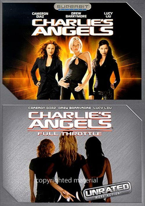 Charlies Angels (Superbit Deluxe) / Charlies Angels: Full Throttle - Unrated (Widescreen)   Movie