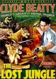 Lost Jungle: Volume 1 (Alpha) Movie