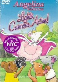 Angelina Ballerina: Lights, Camera, Action! Movie