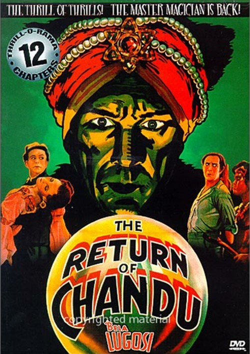 Return Of Chandu, The Movie